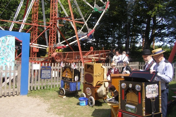 Fairground and Mechanical Organ Weekend