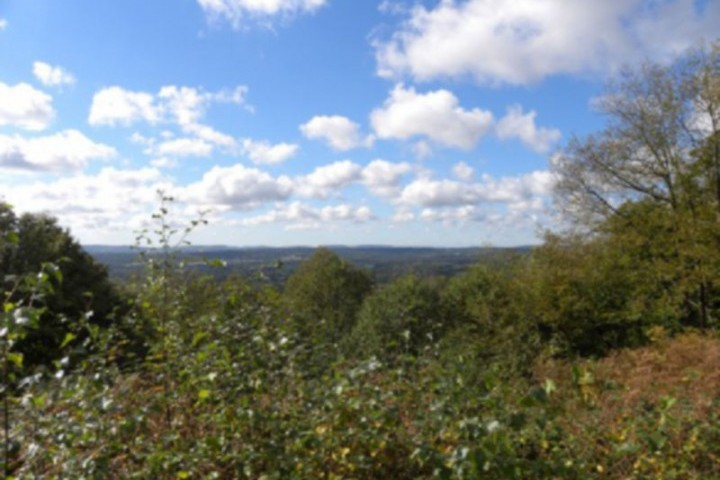 View from the Quarry Railway