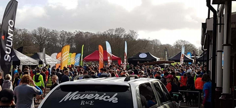 Hollycombe hosts Maverick Race