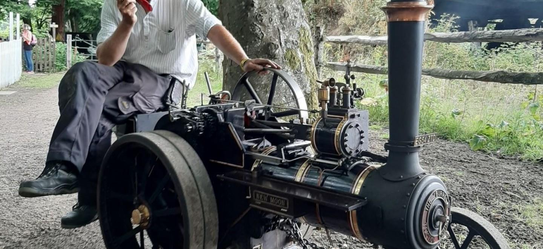Steam in Miniature
