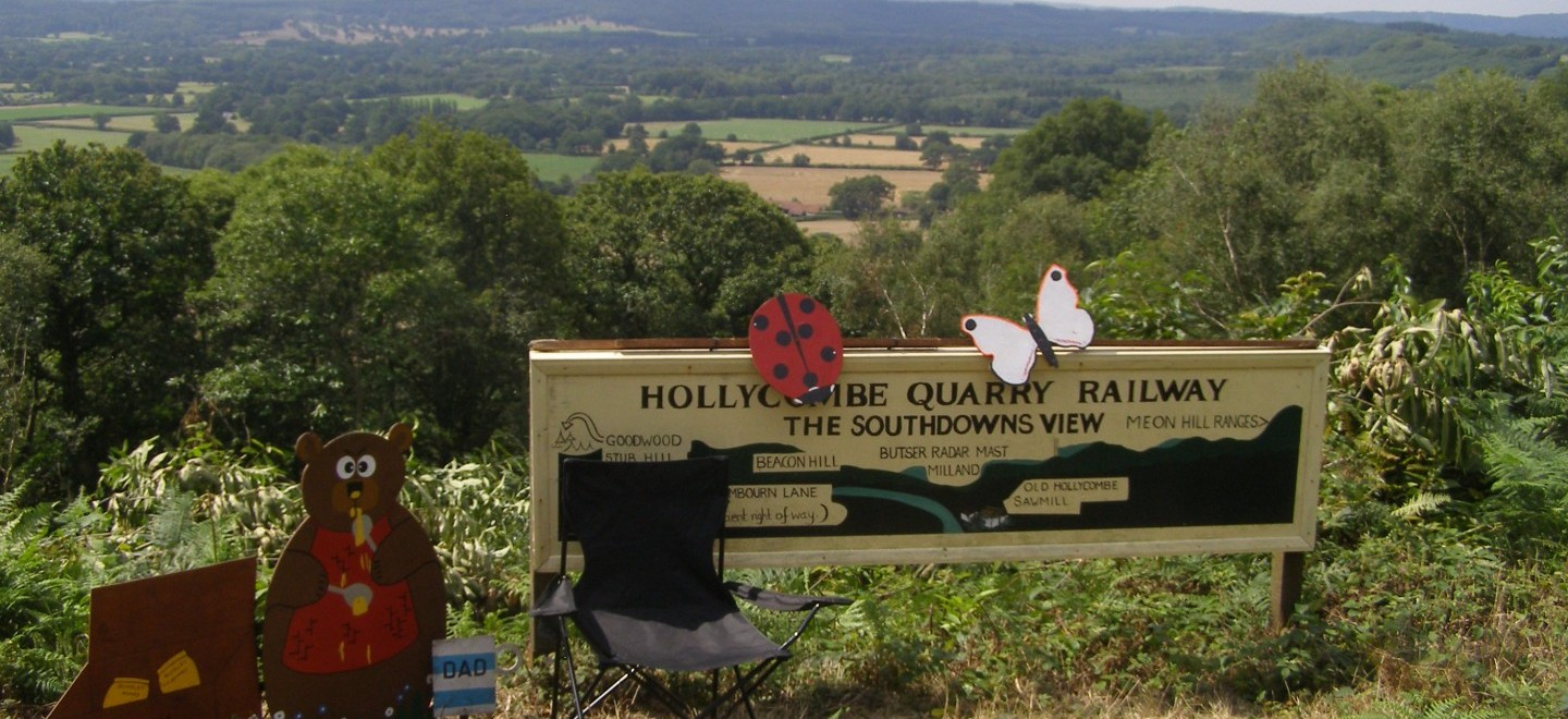 Teddy Bears Outing at Hollycombe