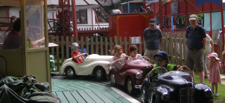 Austin Cars children's ride